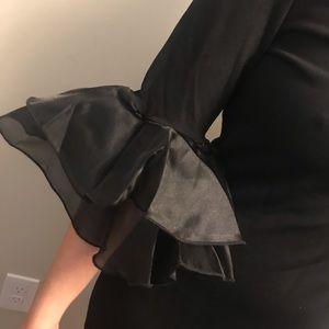 Dresses - Fun Fab Black bodycon dress